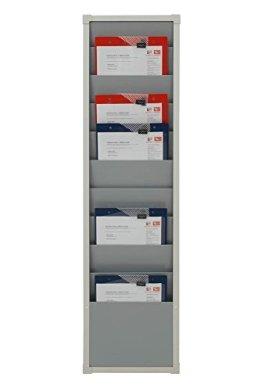 EICHNER Planungstafel Werkstattplaner 31,5 x 7,7 x 118,5 cm (BxTxH) für DIN A4 -