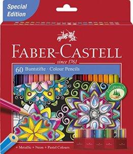 Faber-Castell Farbstifte (60Stück) -