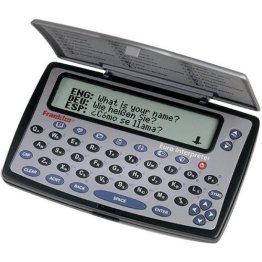 Franklin TG-450 12-Language Translator -