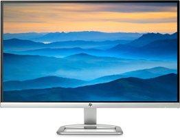 HP 27es (T3M86AA) 68,58 cm (27 Zoll) Monitor (Full HD, VGA, HDMI, 7ms Reaktionszeit) schwarz/silber -