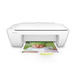 HP Deskjet 2130 (F5S40B) All-in-One Multifunktionsdrucker (A4 Drucker, Scanner, Kopierer, Hi-Speed USB 2.0, Druckauflösung: 4.800 x 1.200 dpi) weiß -
