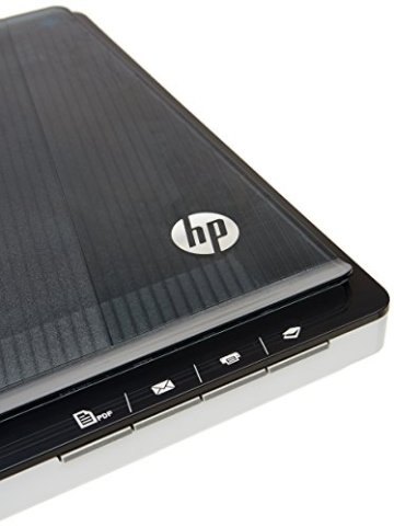 HP Scanjet 300 Flachbettscanner (4.800 x 4.800 dpi, USB, 48 Bit) -