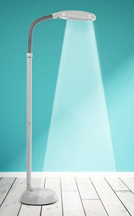 Kenley natürliches Tageslicht Stehlampe-mit High Vision Energiesparend Leuchtmittel -