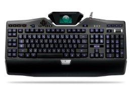 Logitech G19 Gaming-Tastatur USB schnurgebunden (deutsches Tastaturlayout, QWERTZ) -