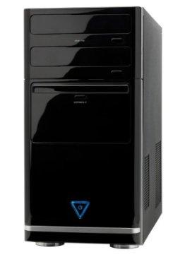 MEDION AKOYA E5071 D PC System, Intel Pentium N3700, 1,6GHz, 8GB RAM, 1TB HDD, Intel HD, Windows 10, schwarz -