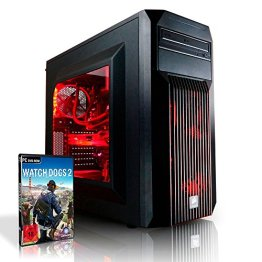 Megaport Gaming PC Intel Core i7-6700K • GeForce GTX1070 8GB • 240GB SSD Crucial BX200 • 16GB DDR4 2400 • Windows10 • 1TB • WLAN gamer pc computer desktop pc high end gaming pc gaming computer -