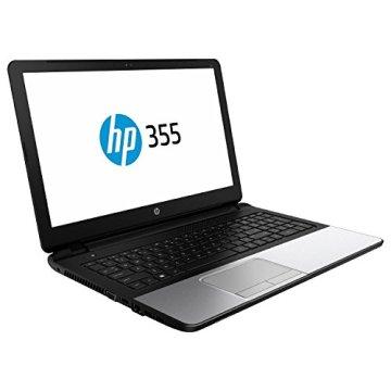 "Notebook HP 355, 500GB HDD, 8GB RAM, 39cm (15.6"") mattes Display, Windows 7 Professional (8GB RAM und 500GB HDD) -"