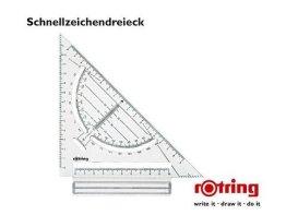 rOtring 232240 Rapid-Zeichendreieck -