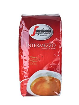 Segafredo Kaffee Espresso - Intermezzo, 1000g Bohnen -