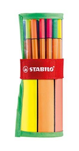 STABILO point 88 30er Rollerset - Fineliner -