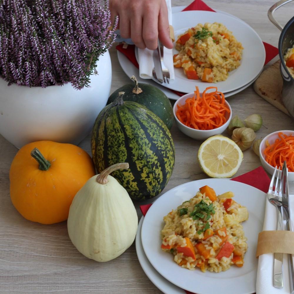 vegan-kuerbisrisotto-herbst-hokkaido-fall-austrian-foodcooking-1