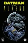 Batman vs Aliens Cover