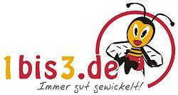 1bis3 logo