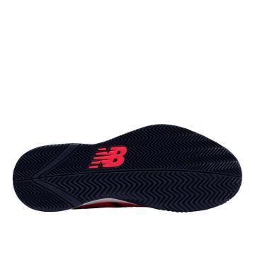 New Balance 996 V2 Herren Tennisschuhe pink/schwarz