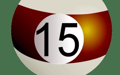 15 Sekunden