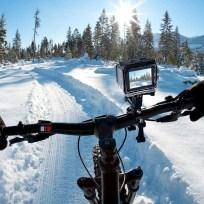 Action cam fahrrad