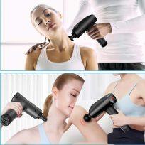 Massagepistole frau alles
