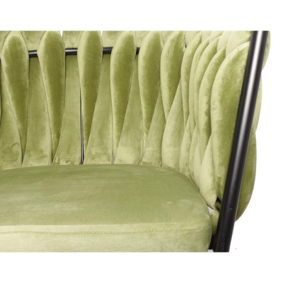 Wave Chair Olive Green – Pole to Pole5