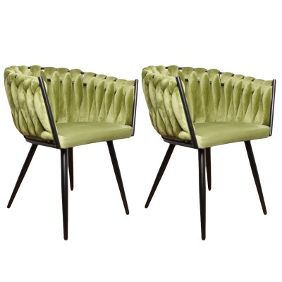 Wave Chair Olive Green – Pole to Pole7