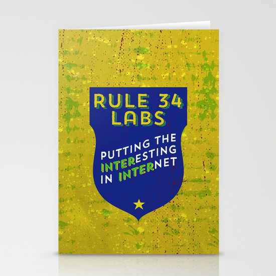 Rule 34 greeting cards