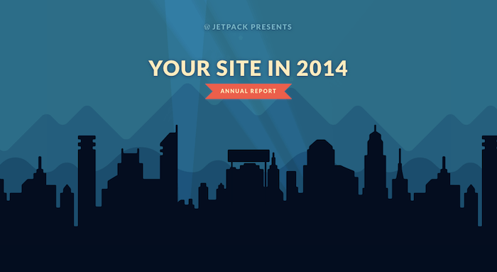 2014 WordPress Jetpack Report