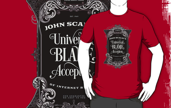 Universal Blame Accepter T-Shirt
