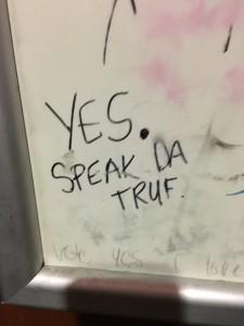 Dublin Graffitti