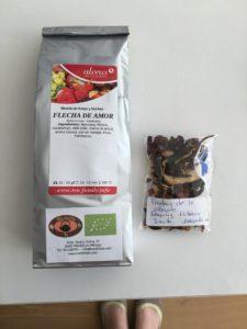 Jeg plejer at få det bedre af at drikke te lavet af Hibiscus blomster og Lakrids - ja spørge ikke hvorfor men der er en te i DK som er mega god, jeg prøvede om en anden kombination ville være god....