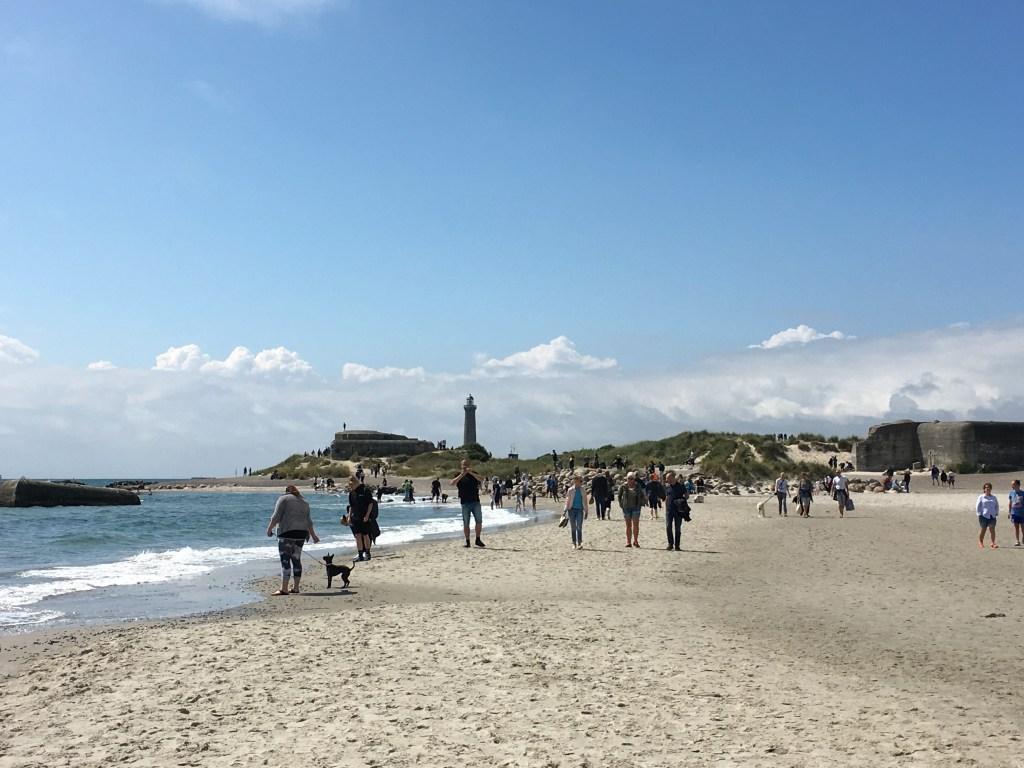 Skagen Strand Torsdag