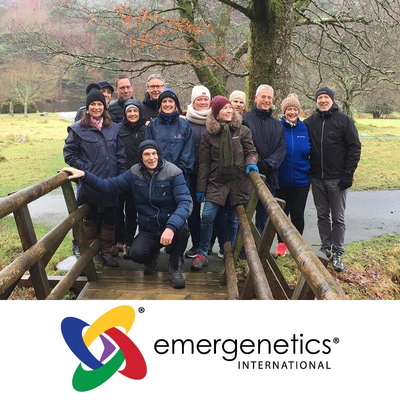 Emergenetics Mindfulness for Leaders METreat, Glendalough