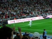34 England v Andorra 10 June 2009 80