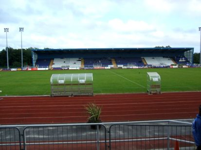 01 Waterford United v Limerick 25 July 2009 00
