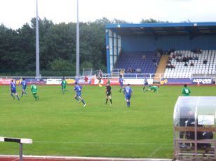16 Waterford United v Limerick 25 July 2009 15