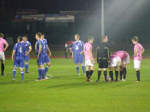 32 Waterford United v Wexford Youths 20 April 2012