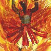 Shangó (african God)