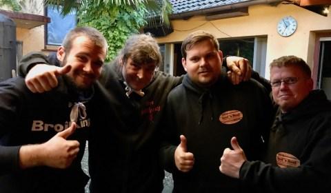 BBQ Freunde Philip, Der Grilljunky, Beef and Meat