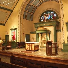 St. Andrews Church - Billerica, Massachusetts