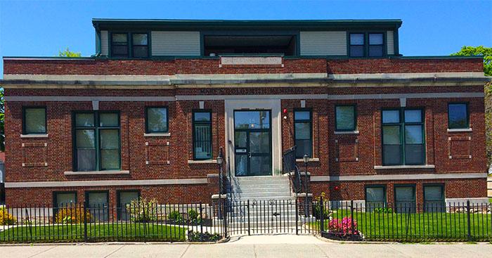 Shute Library Condominium