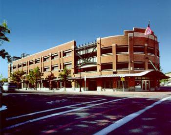 South Harbor Parking Garage - Salem, Massachusetts