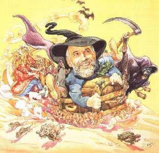 Terry Pratchett y el libro onírico