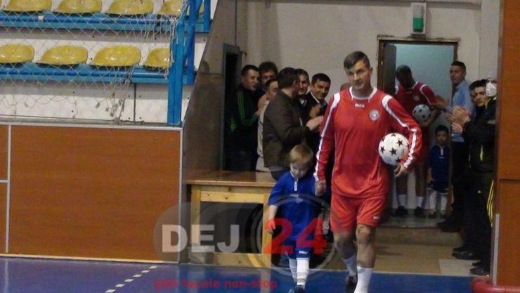 Generatia de Aur fotbal caritabil Dej (4)