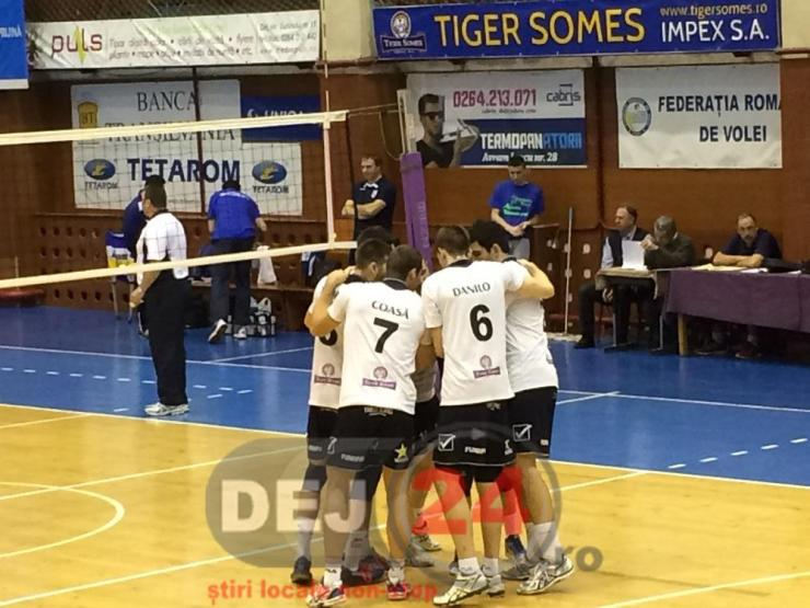 Unirea Dej - CSM Bucuresti volei masculin (13)