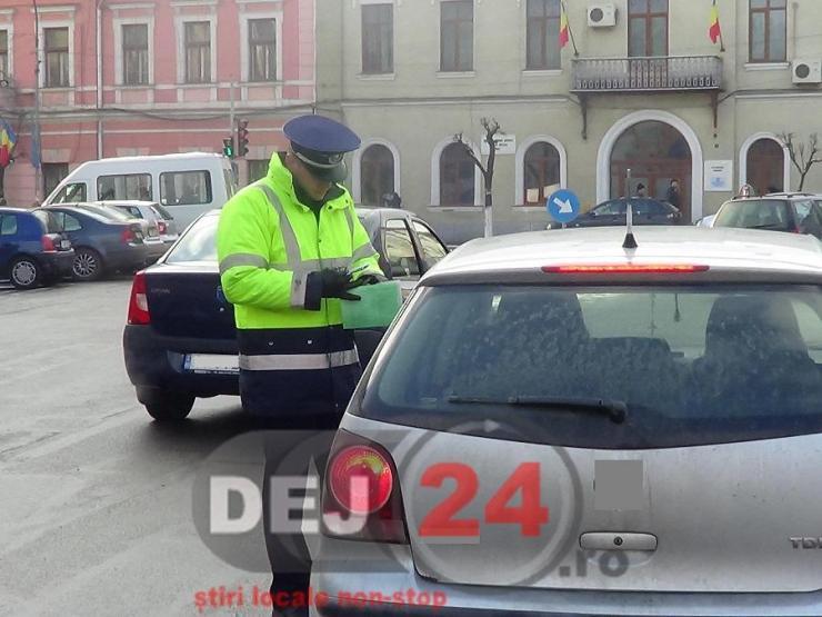 actiune politisti Dej (2)
