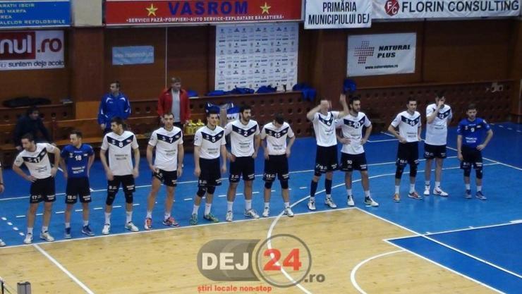 Unirea Dej - Zalau volei masculin (2)