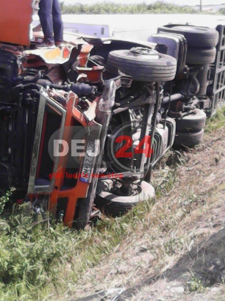 accident TIR Rascruci (1)