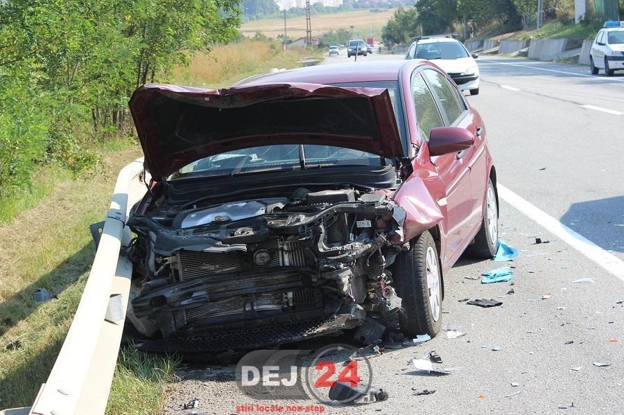 accident centura Gherla (3)