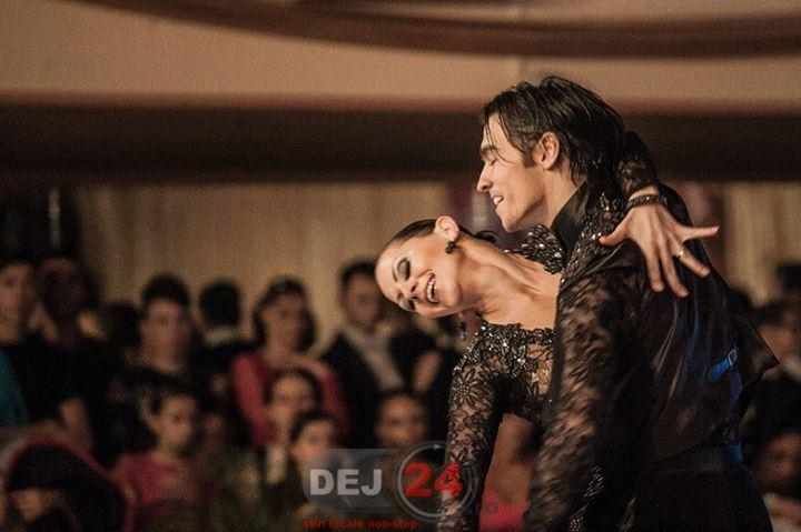 Roman si Mirona dans campion