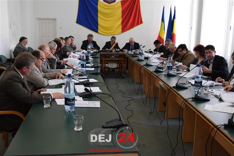 Sedinta Consiliu Local Dej (1)