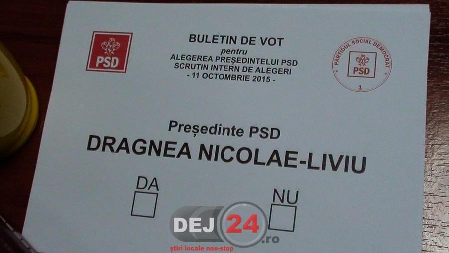 alegeri presedinte PSD (2)