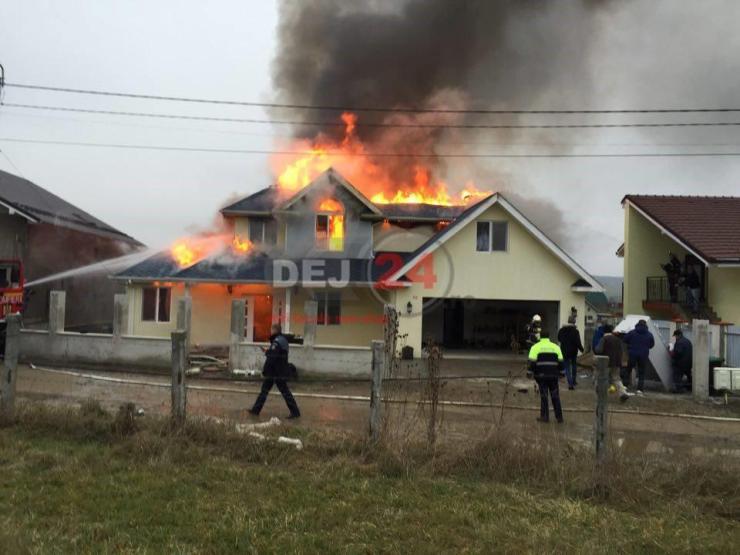 incendiu casa Stanescu